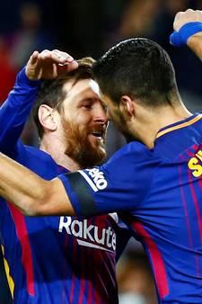FC Barcelona geeft Deportivo La Coruña geen schijn van kans