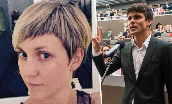 Maité Piessen is de echtgenote van kersvers minister Benjamin Dalle.
