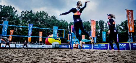 Toppers beachvolleybal smashen er deze zomer alsnog op los in Almelo