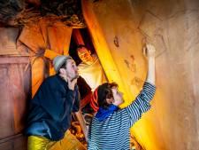 Het Tilburgse doolhof is nooit af: 'Canvas waarop je blijft schilderen'