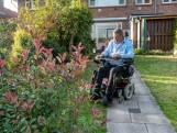 Levensgevaarlijke rolstoel: 'Doodeng om hier in te rijden'