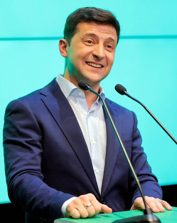 Volodymyr Zelenski