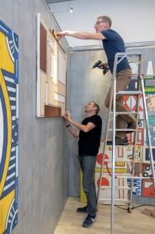 Eerbetoon aan eigenwijze kunstenaar uit Veenendaal