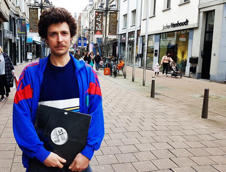 Organisator Tim Vandewalle heeft weer een plaats gevonden voor zijn Where House in Antwerpen.