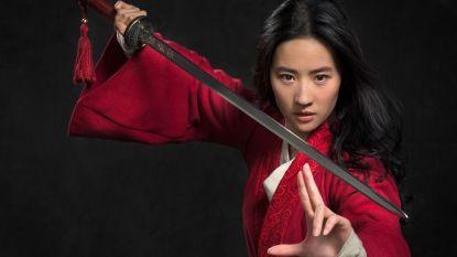 'Mulan'-actrice wekt woede van Hongkong-demonstranten