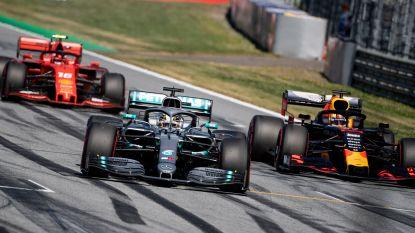 Akkoord over budgetplafond in de Formule 1: vanaf 2021 mogen teams mogen maximaal 132 miljoen euro uitgeven
