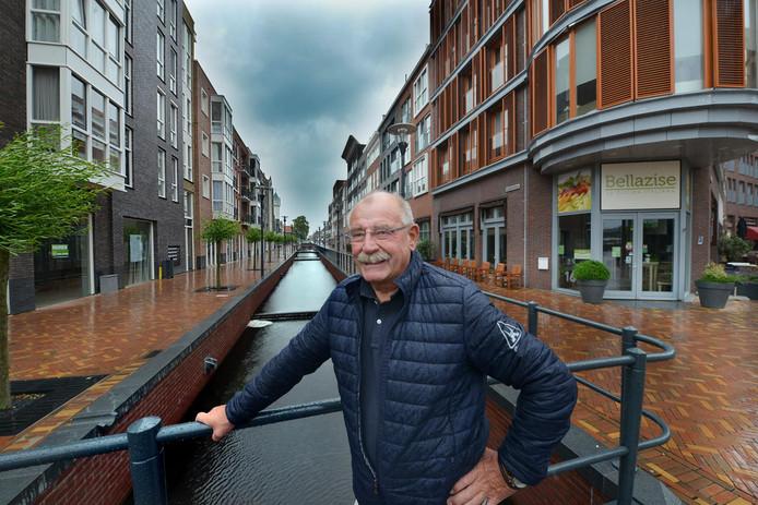 Hans van Manen in the new Brewers in Veenendaal.