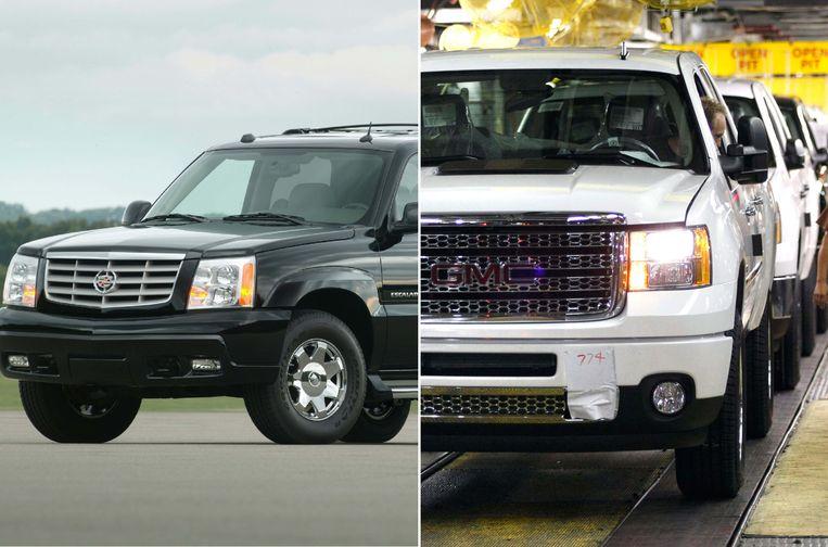 De Amerikaanse autobouwer General Motors (GM) roept in de Verenigde Staten zowat 3,5 miljoen wagens terug wegens een mogelijk probleem met de remmen.