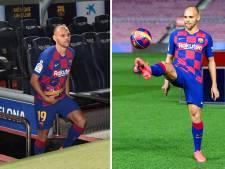 L'arrivée de Braithwaite au Barça fait du bruit: sa séance de jongles ne va rien arranger