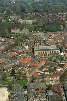 Veel veranderd: deze luchtfoto's van Woerden wil je zien