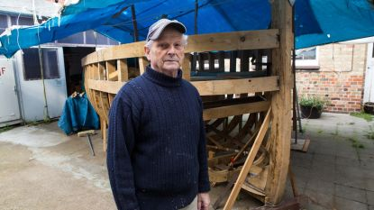 87-jarige Maurice in zak en as: dieven stelen 500 foto's uit vissersmuseum