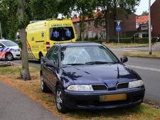 Fietser gewond door aanrijding in Oss
