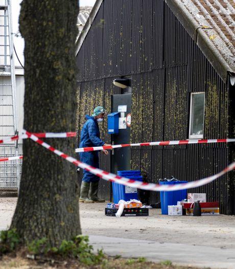 Nertsenfarms in Kornhorn, Aduard en Smilde. Ook in Nederland muteert coronavirus via de nerts, waardoor vaccin mogelijk niet werkt