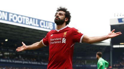FT buitenland: Salah schiet zich in illuster rijtje met Ronaldo, Liverpool verspeelt zege in slot -  Dortmund overweegt Batshuayi definitief in te lijven