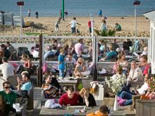 Strandtenthouder: Het is vandaag vechten om terrasstoel