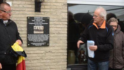 Heemschut gedenkt tragische dood jongelui na ontploffing in 1918