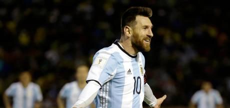 Argentinië oefent tegen Rusland in november
