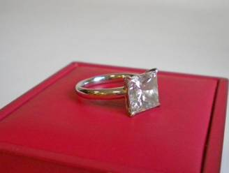 In beslag genomen ring verkocht voor meer dan 90.000 euro