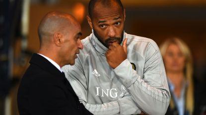 Is Martínez straks weer een assistent kwijt? Aston Villa  onderhandelt met Henry en Terry is kandidaat-assistent
