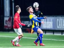 FC Oss kan geen vuist maken tegen sterker Jong AZ