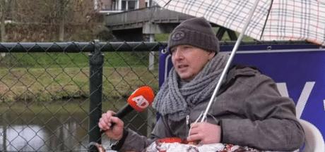 Sven wil niet meer leven en ketent zich vast bij UWV-directeur voor de deur: 'Dood ga ik toch wel'