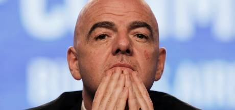 FIFA wil grote plannen doorzetten