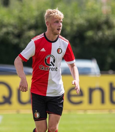 NEC huurt Jari Schuurman van Feyenoord