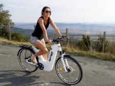 Dit is 's werelds eerste fiets op waterstof