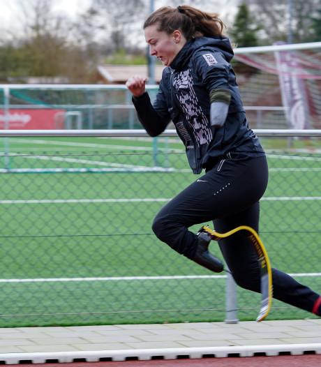 Openhartige para-atleet Marlene van Gansewinkel vecht terug na burn-out: 'Het mág niet goed met je gaan'