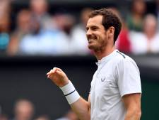 Murray accepteert wildcard voor toernooi in Winston-Salem