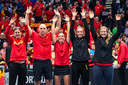 L'équipe nationale belge devra patienter pour disputer sa première phase finale de Fed Cup.