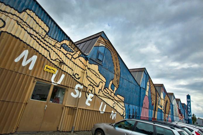 Het museum aan de Elzenweg sloot 15 januari zijn deuren. foto Frank Trommelen