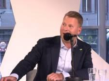 Raadslid Ralf Sluijs pleit voor Songfestival naar Hofstad in Haagse talkshow Spuigasten