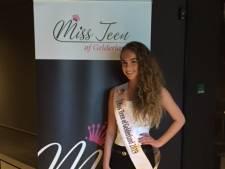 Colita uit Wenum-Wiesel hoopt op modellencarrière via Miss Teen of Gelderland