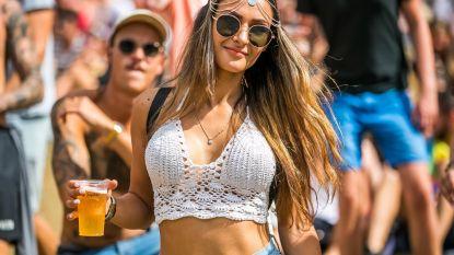 Tomorrowland neemt bijkomende maatregelen tegen de hitte
