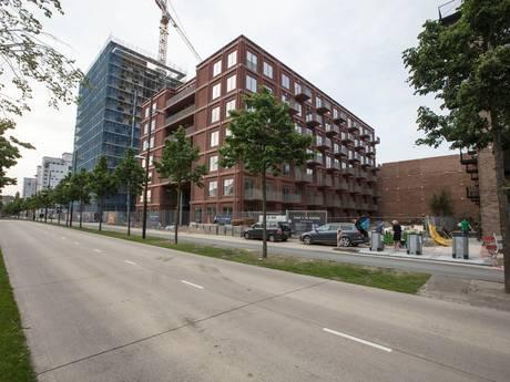 Hele verdieping appartementen op Strijp-S aangesloten op reuzenaccu