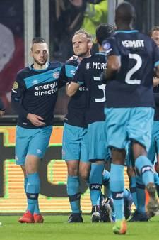 PSV legt druk bij Ajax, 'traditionele' goal Guardado