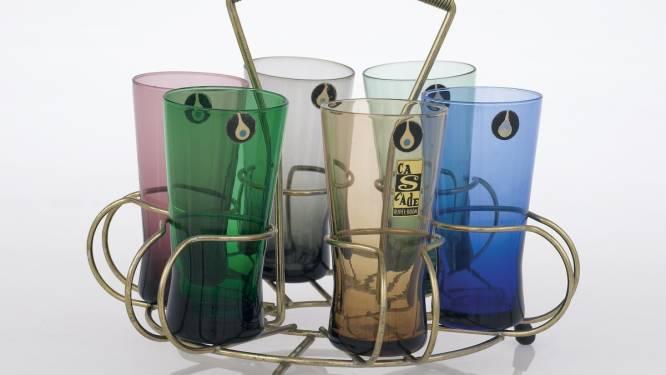 Vzw Emabb stelt Booms glas tentoon aan Kaai