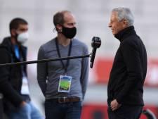 Dortmund-trainer Favre maakte zich geen zorgen na ploeterhelft