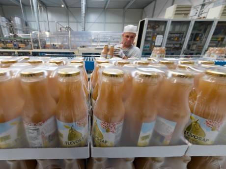 Crisis bij Flevosap voorbij, nieuwe eigenaren willen 'knallen': 'We komen met verrassende drankjes'