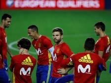 Polen wél, Spanje geen groepshoofd op WK