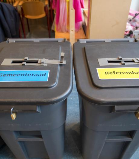 In Laarbeek had om 12.30 uur al bijna 20 procent gestemd