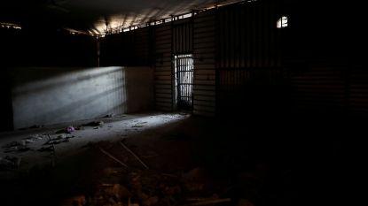 """Binnenkijken in de cellen van IS-gevangenis in Raqqa: """"Nachtmerrie"""""""