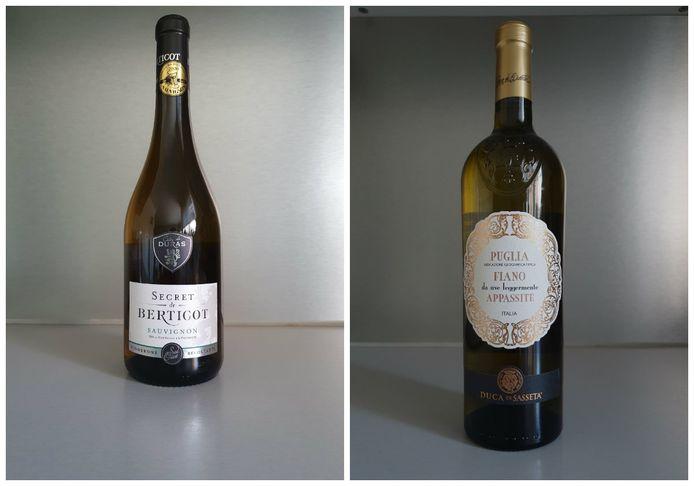 Secret de Berticot et Duca di Sasseta