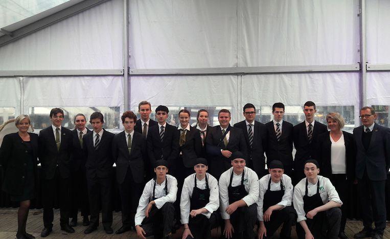 VTI Leuven hotelafdeling ondersteunt het evenement 'kOESTER jezelf'