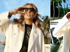 J.Lo recrée la scène inoubliable d'un de ses clips, 20 ans plus tard