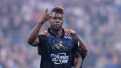 Mario Balotelli na vier jaar weer opgeroepen voor 'Squadra'