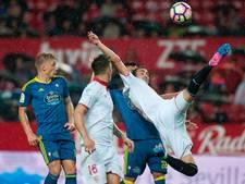 Sevilla blijft in de race voor CL-plek