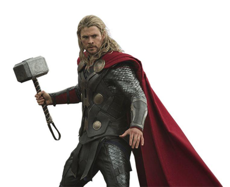 Thor The Dark World Beeld RV