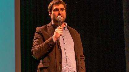 Hannes Vanderstraeten is nieuw lid nationale Politieke Raad van Groen
